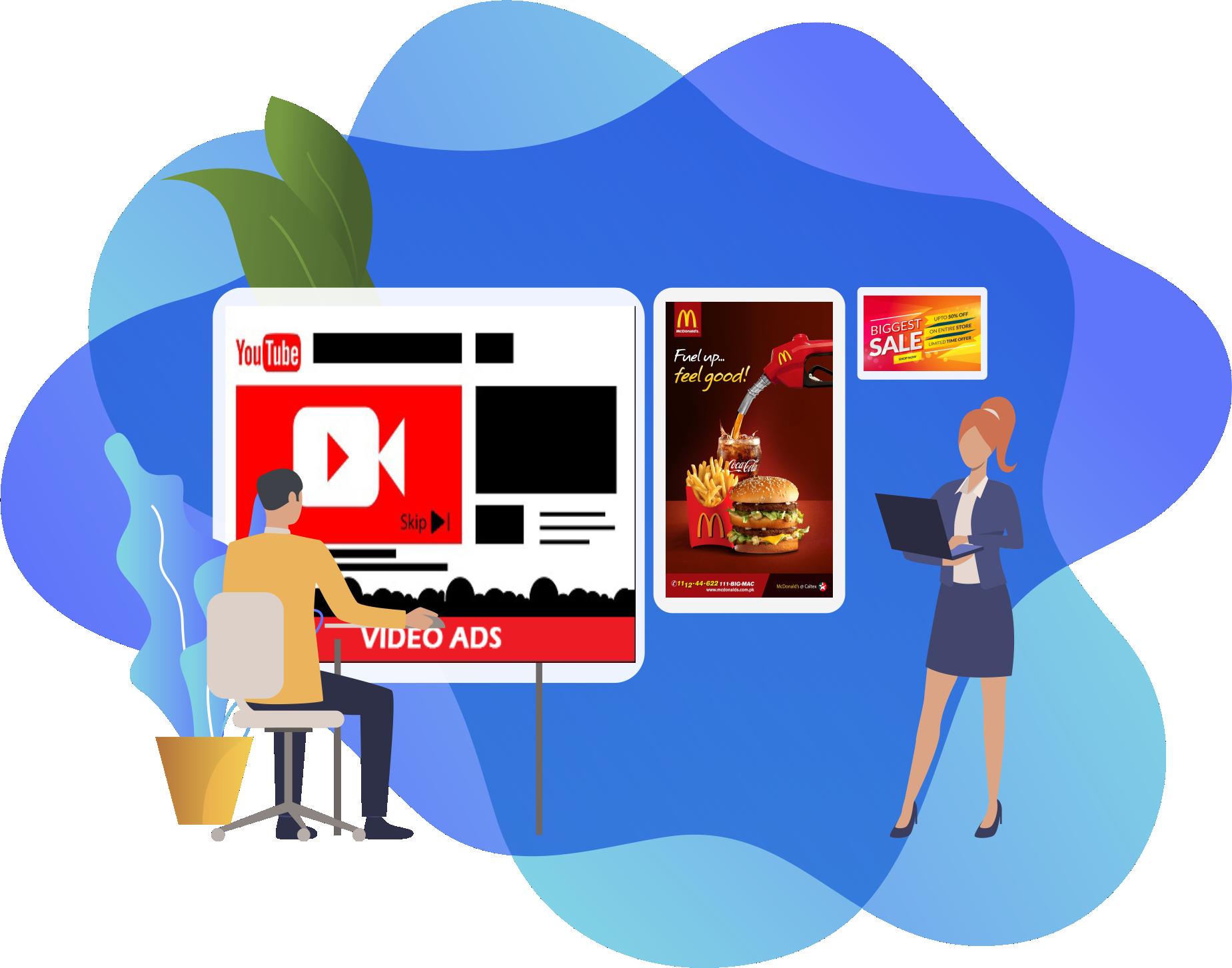 Ad monetization - WifiSoft